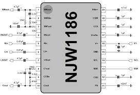 njw1186 surround sound system