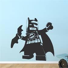 Batman Boys Bedroom Cool Batman Wall Decal Superheroes Batman Wall Art Kids Bedroom