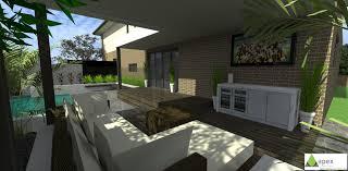 3d render examples apex pools