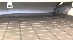 lexus floor mat hooks review of the weathertech cargo floor liner on a 2010 lexus rx 350