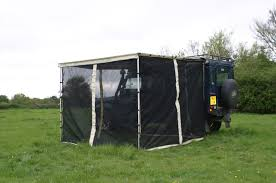 Vehicle Awnings Uk Bug Stop Awning Room For All Halvor Awnings Outhaus Uk