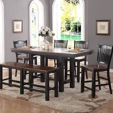 loon peak extendable dining table loon peak manassa extendable dining table walmart com
