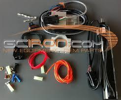2910000 kit addco actuator module jlg parts replacement parts