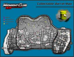 Star Maps Los Angeles by Midnight Club Los Angeles Cheats Xbox 360