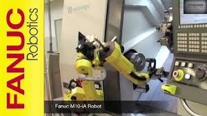 machine tool loading with fanuc m 10ia robot courtesy of