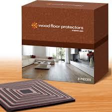 Laminate Floor Protectors Wood Floor Protectors By Metric Usa Set Of 8 4