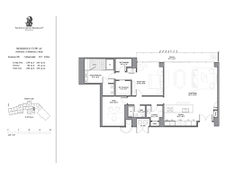 His And Her Bathroom Floor Plans Ritz Carlton Residences Miami Beach New Condos For Sale