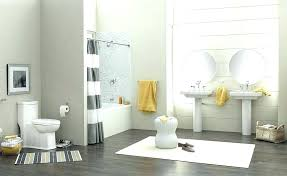 Yellow And Grey Bathroom Ideas Yellow And Gray Bathroom Decor Hunde Foren