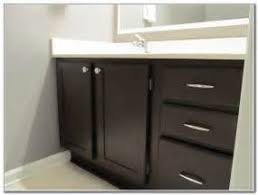 Refurbish Bathroom Vanity Diy Refinished Bathroom Vanities With Chalk Paint Refinish