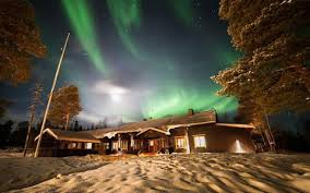 best place to watch the northern lights in canada nellim northern lights hotels where to watch the aurora borealis