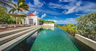 St Barts Location Map by Villa Palm Springs St Barts Caribbean Casol Villas France