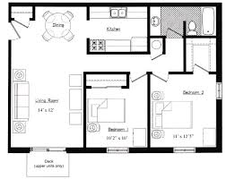Converting Garage Into Living Space Floor Plans Delighful 2 Bedroom Apartment Floor Plans Garage Shed B In Design