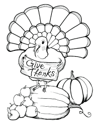 turkey without feathers coloring page coloring page