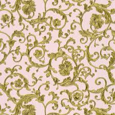 glitter wrapping paper versace barocco floral gold glitter wallpaper 34326 4