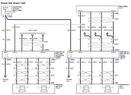 wiring diagram for radio on a 2007 ford 500 u2013 readingrat net