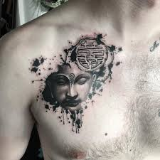 maple leaf tattoo meaning nice 75 peaceful buddha tattoo designs history meanings and