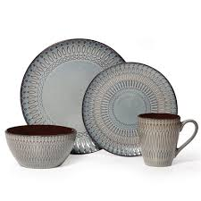 Corelle Dish Sets Buy Broadway 16 Piece Dinnerware Set Online At Mikasa Com