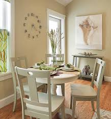 dining room decoration narrow moden design with oak of table ikea
