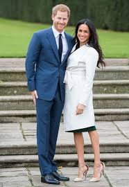 Engagement Photos The Brand That Made Meghan Markle S Engagement Coat Is Renaming It