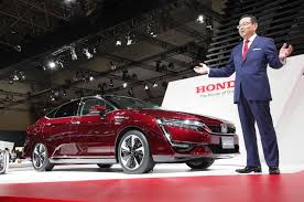 report all electric honda clarity to have just 80 miles of range