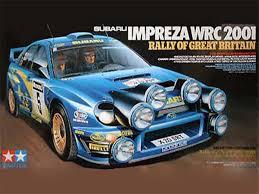 wrc subaru interior tamiya 24250 1 24 subaru impreza wrc 2001 rally of great britain