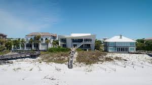 remarkable gulf front contemporary home in santa rosa beach