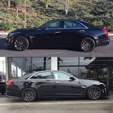 lowered cadillac cts renick performance to enhance cadillac cts v gm authority