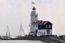 netherlands lighthouse map a tourist s guide to marken
