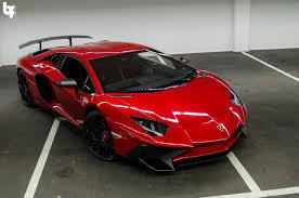 dj afrojack u0027s new rosso bia lamborghini aventador sv gtspirit