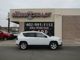 2016 used jeep compass 4wd 4dr sport at the internet car lot