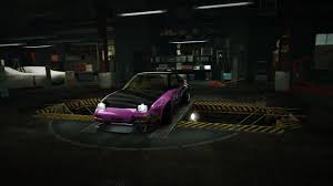 modified nissan 240sx image garage nissan 240sx s13 zero yon jpg nfs world wiki