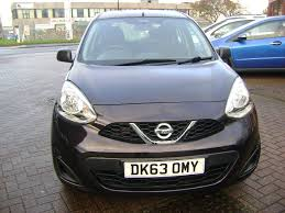 nissan hatchback used nissan micra hatchback 1 2 visia 5dr in sheffield south