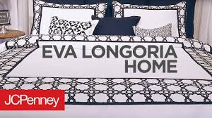 Jc Penny Bedding Eva Longoria Home Collection Bedding Sets Jcpenney Youtube