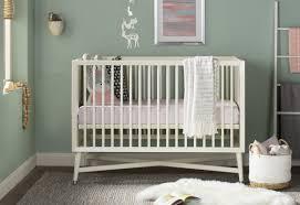 Convertible Crib Brands by Dwellstudio Mid Century 3 In 1 Convertible Crib U0026 Reviews