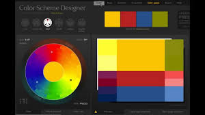 Colour Scheme Colour Scheme Design How To Use Colorschemedesigner Com Youtube