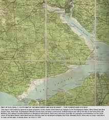 Map Of Southern England by Solent Geology Introduction Ian West