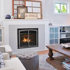 Direct Vent Fireplace Installation by Chicago Gas Fireplace Conversion U0026 Glass Fireplace Installation