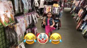 we went to spirit halloween store youtube