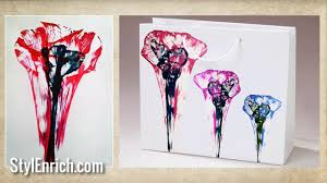 Make Textured Paint - 5 amazing diy painting tricks to make beautiful paper texture