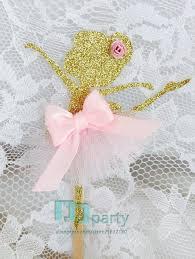 ballerina baby shower decorations ballerina cupcake topper ballerina decorations ballerina birthday