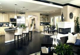 kitchen and living room color ideas open concept kitchen ideas open kitchen concept 4 fresh design open