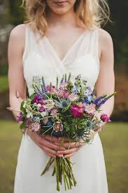 theme wedding bouquets wildflower inspired wedding bouquets mywedding