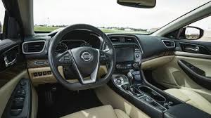 nissan maxima midnight edition interior 2018 nissan maxima release date interior space comparisons youtube