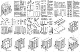 just coop chicken coop plans with material list