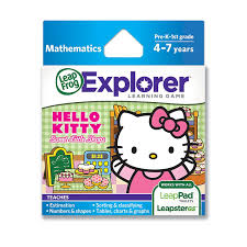 Hello Kitty Halloween Games by Amazon Com Leapfrog Learning Game Hello Kitty Sweet Little Shops