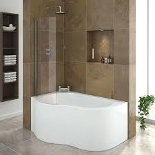 small bathroom design photos small bathroom with shower and bath mode left handed p shaped small