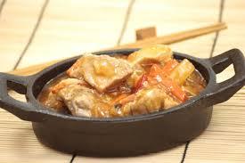 cuisine chinoise porc recette côtes de porc à la chinoise