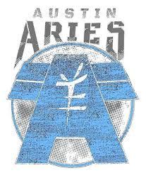 austin aries logo wwe wwe logos pinterest