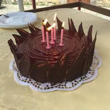 special birthday cake special birthday cake picture of osteria alla villa castelnuovo