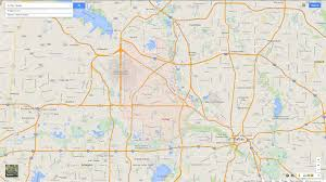 Arlington Tx Map Irving Texas Map